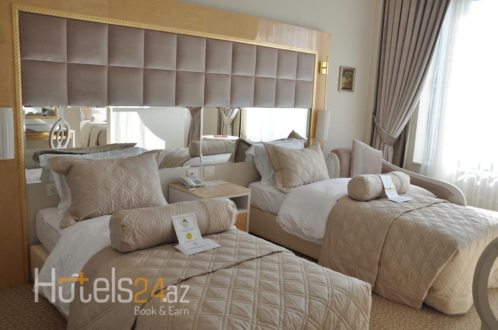 Кавказ Спорт Отель - Стандартный двухместный номер с 1 кроватью или 2 отдельными кроватями