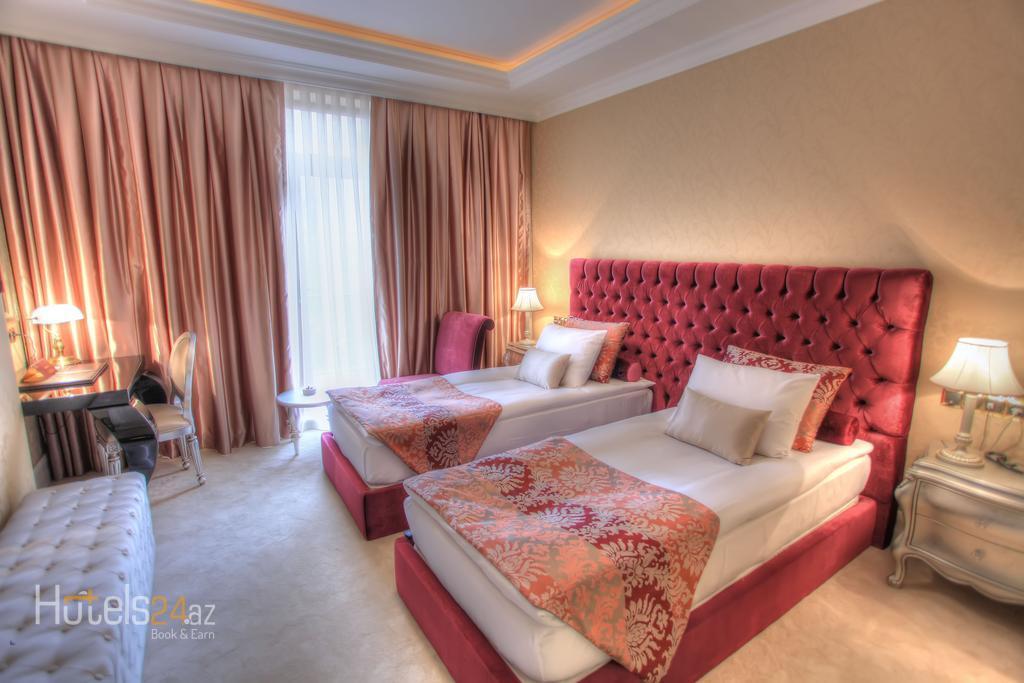 Гостиница Lake Palace - Стандартный двухместный номер с 2 отдельными кроватями