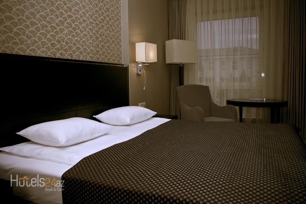 Гостиница Кавказ Поинт - Стандартный двухместный номер с 1 кроватью или 2 отдельными кроватями