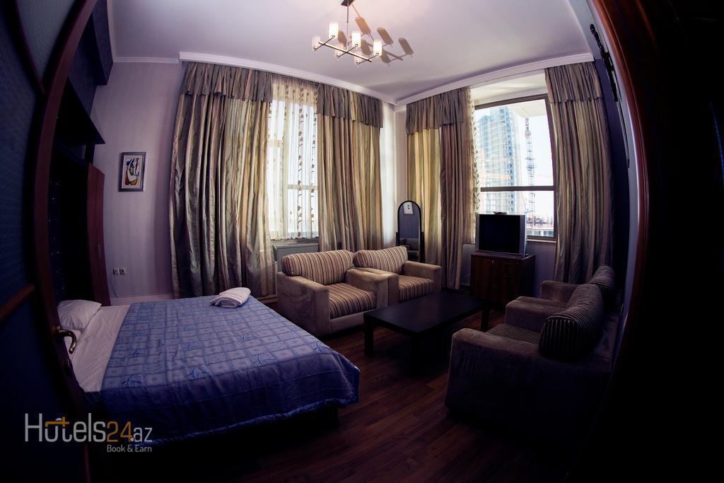 Гостиница Морской порт - Стандартный двухместный номер с 2 отдельными кроватями