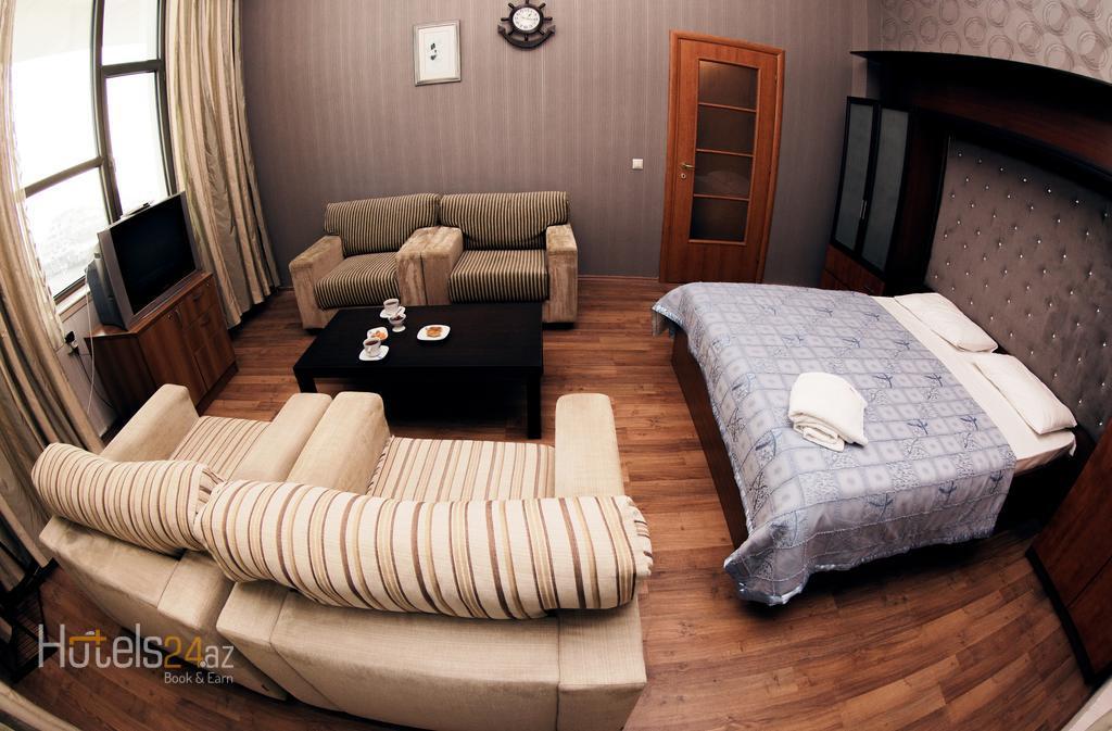 Гостиница Морской порт - Стандартный двухместный номер с 1 кроватью
