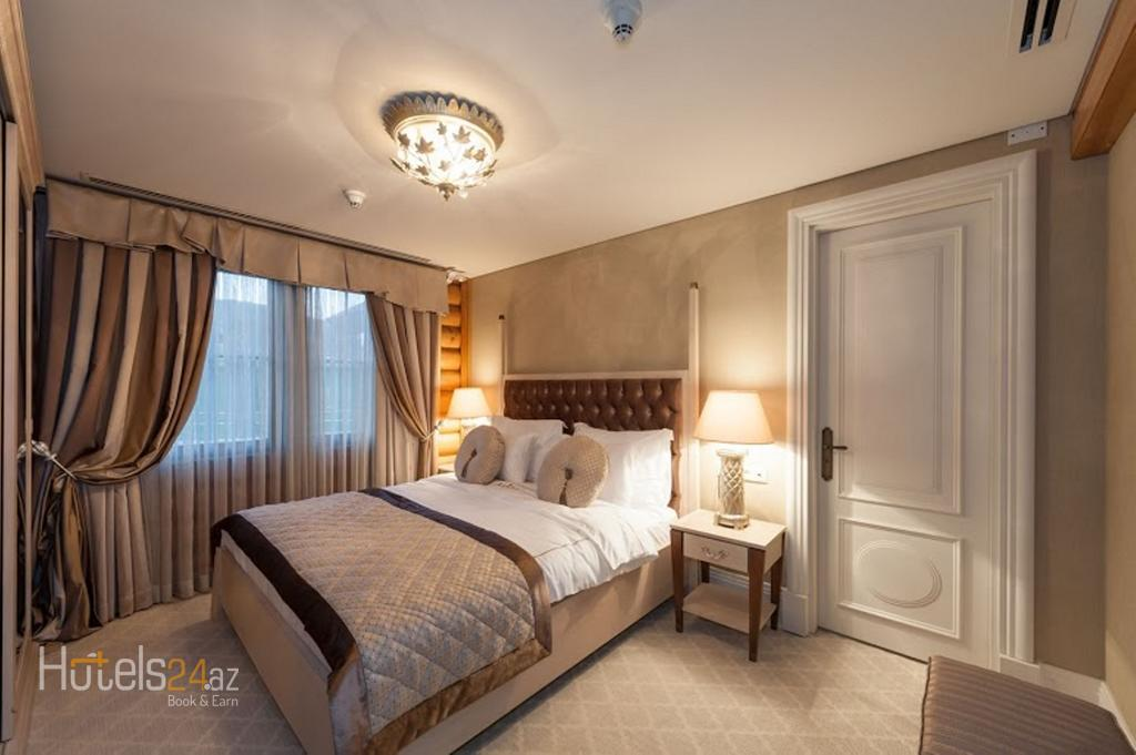 Губа Палас Отель Азербайджан - Вилла с 3 спальнями