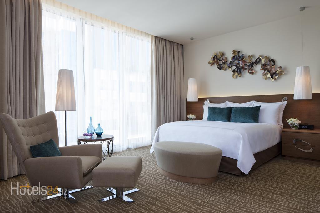 Гостиница JW Marriott Absheron - Представительский номер Студио с доступом на Клубный этаж