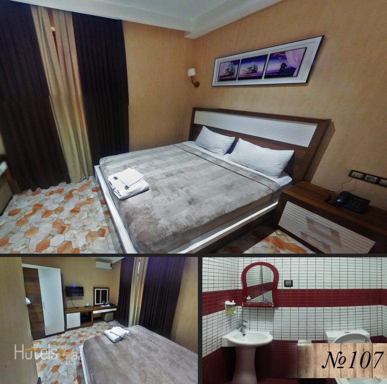 Гостиница Манор - Двухместный номер с 1 кроватью и собственной ванной комнатой