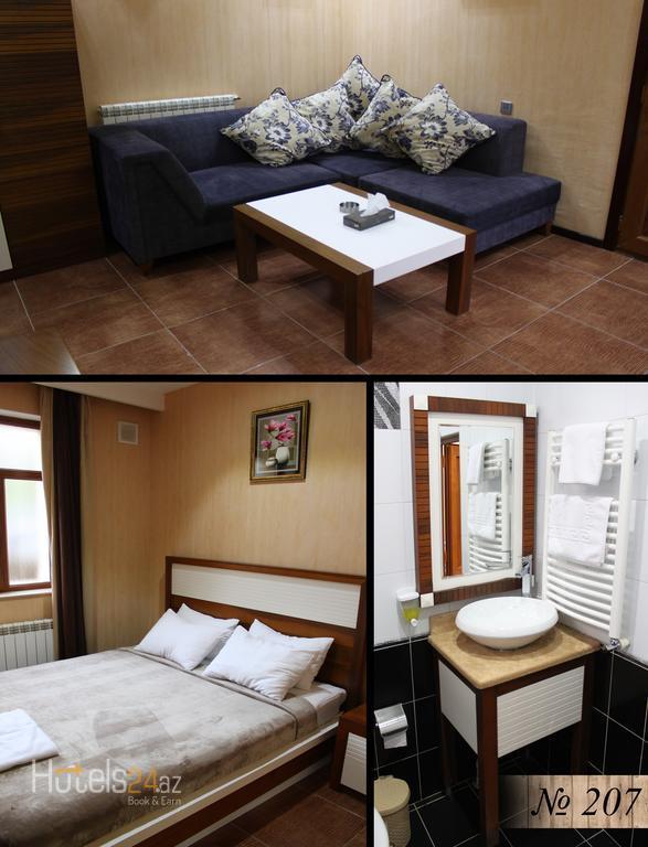 Гостиница Манор - Люкс с 2 спальнями