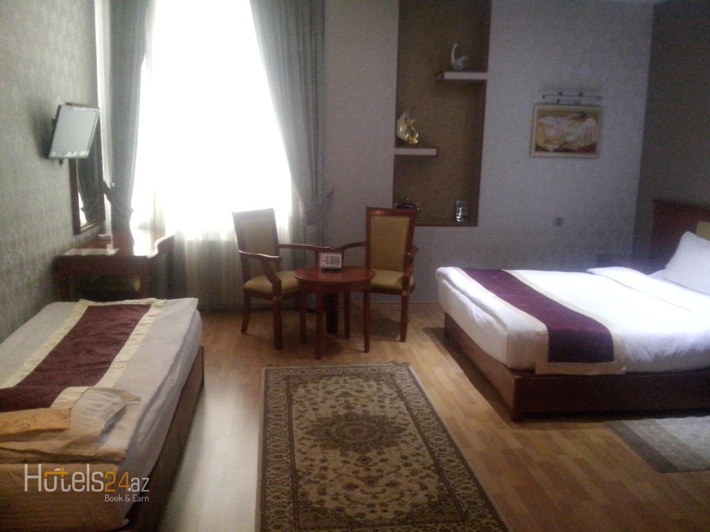 Гостиница Shane Quba - Стандартный двухместный номер с 1 кроватью