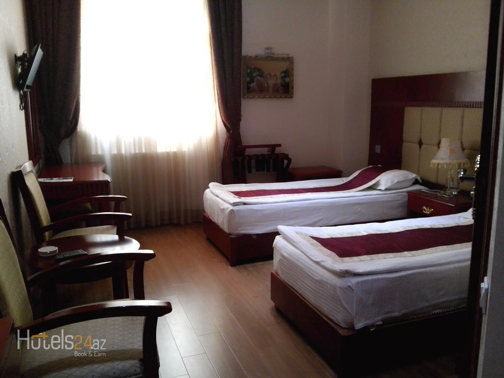 Гостиница Shane Quba - Стандартный двухместный номер с 2 отдельными кроватями