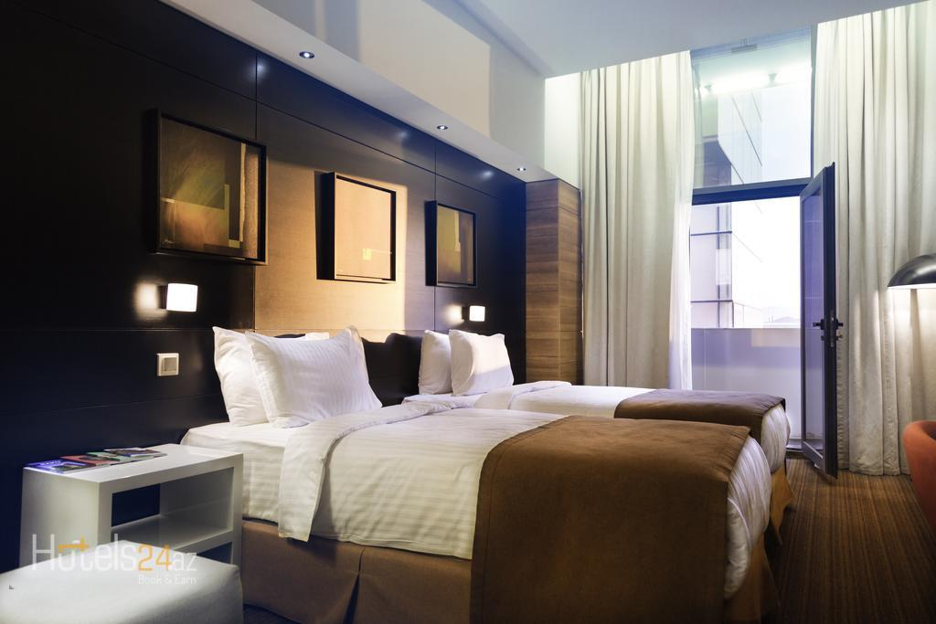 Ramada Hotel and Suites Baku - Двухместный номер «Комфорт» с 1 кроватью или 2 отдельными кроватями