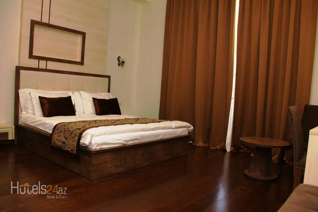 Спа-Отель Marxal -Шеки - Люкс с балконом