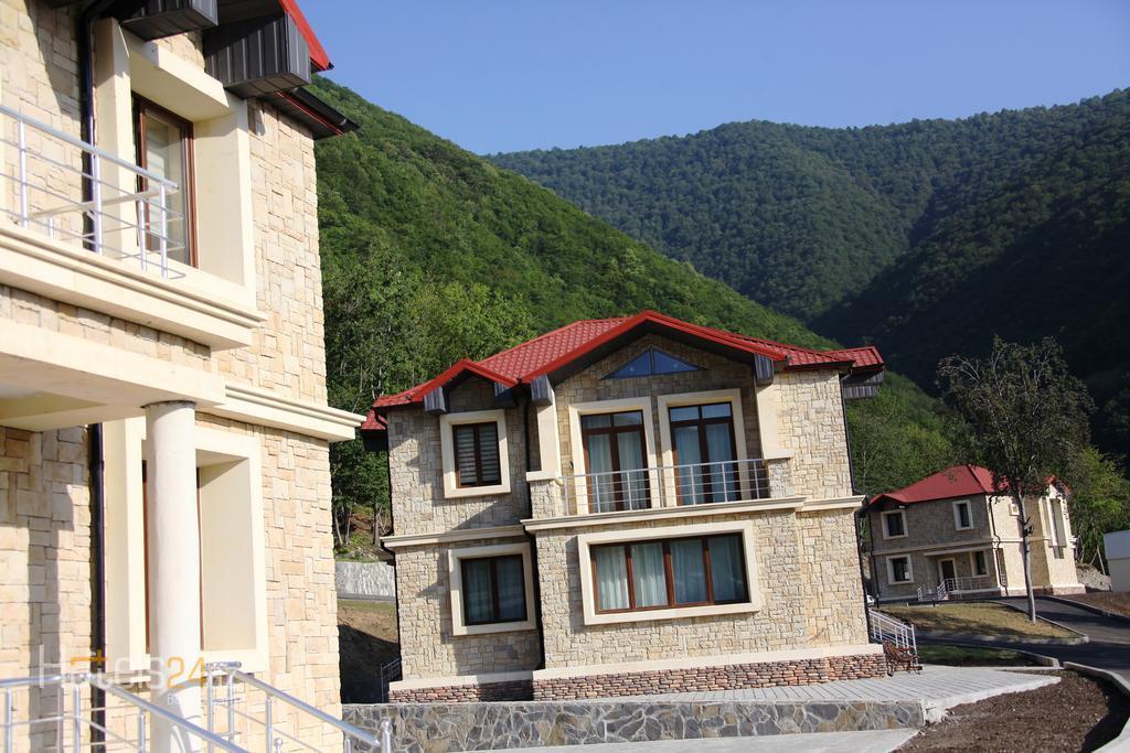 Спа-Отель Marxal -Шеки - Вилла с 3 спальнями