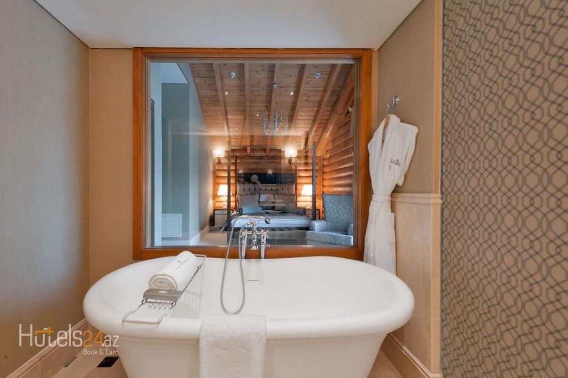 Вилла Atropatena c 3 спальнями и 2 гостиными