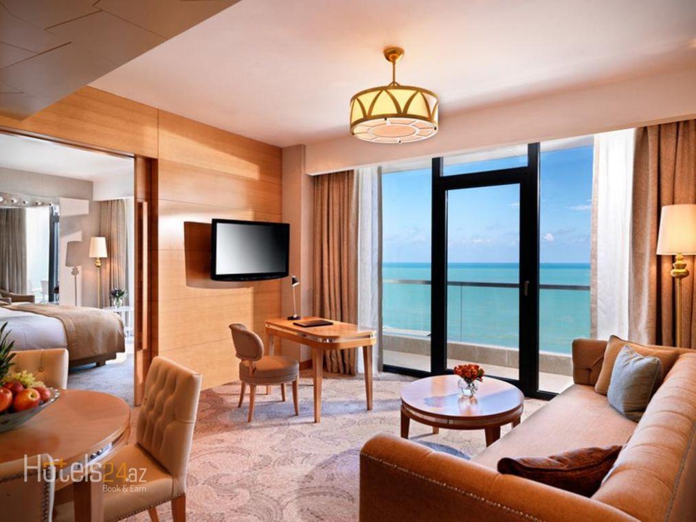 Представительский люкс с видом на море