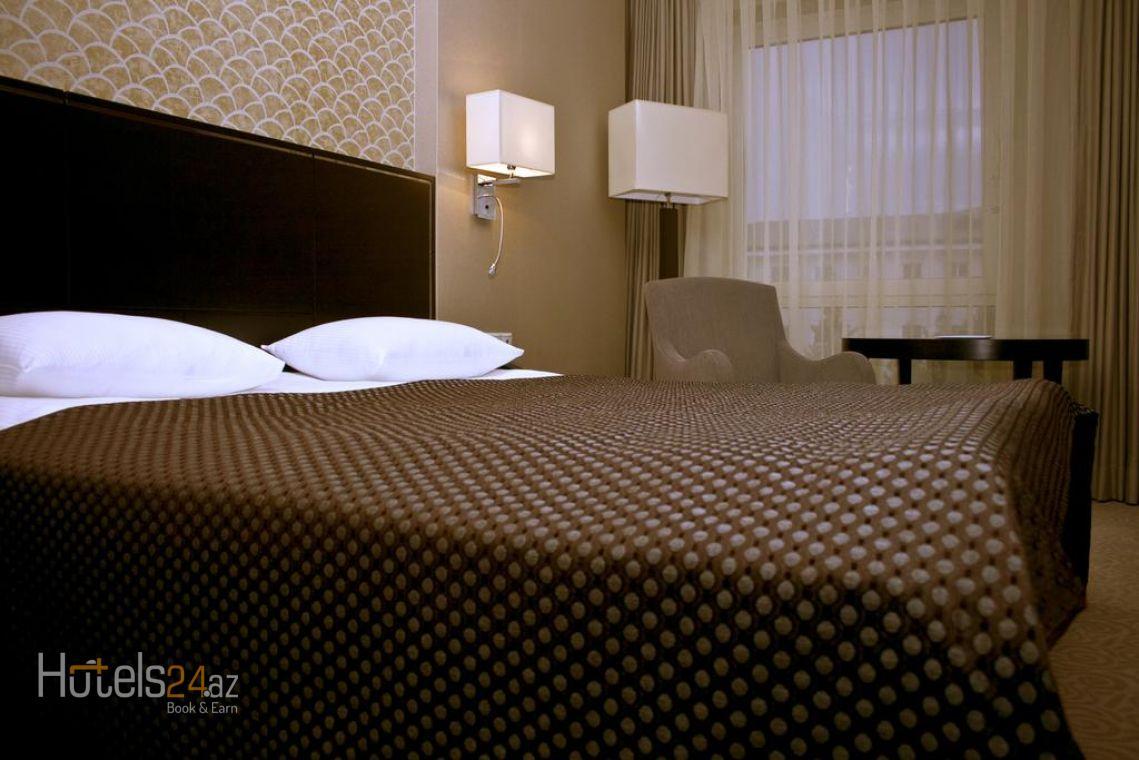 Стандартный двухместный номер с 1 кроватью или 2 отдельными кроватями