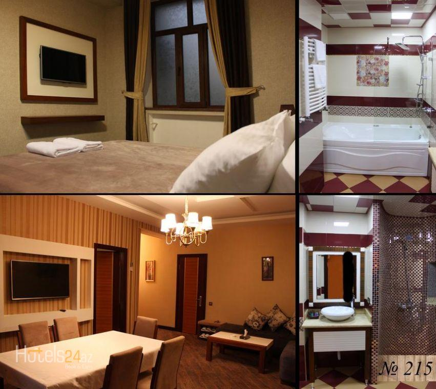 Люкс с 2 спальнями