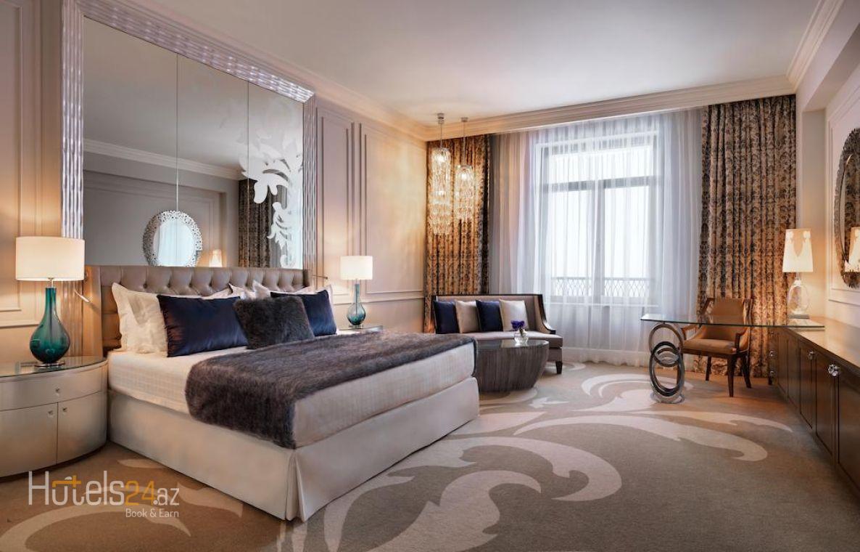 Номер Делюкс с кроватью размера «king-size» или «queen-size» и балконом